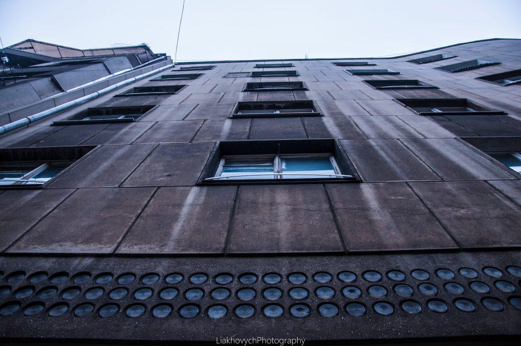 Будинок нотаріусів на вул. Саксаганського, 6