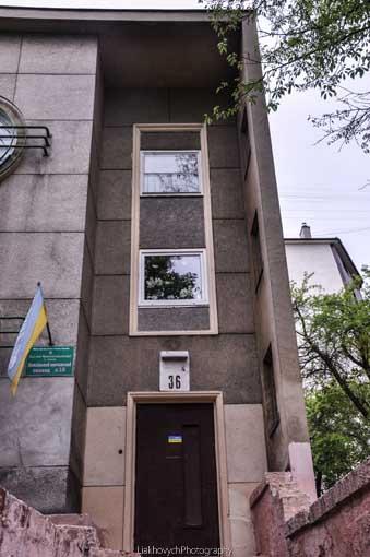 вул. Гіпсова, 36 В
