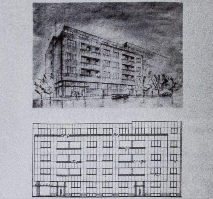 вул. Костя-Левицького, 20-25А