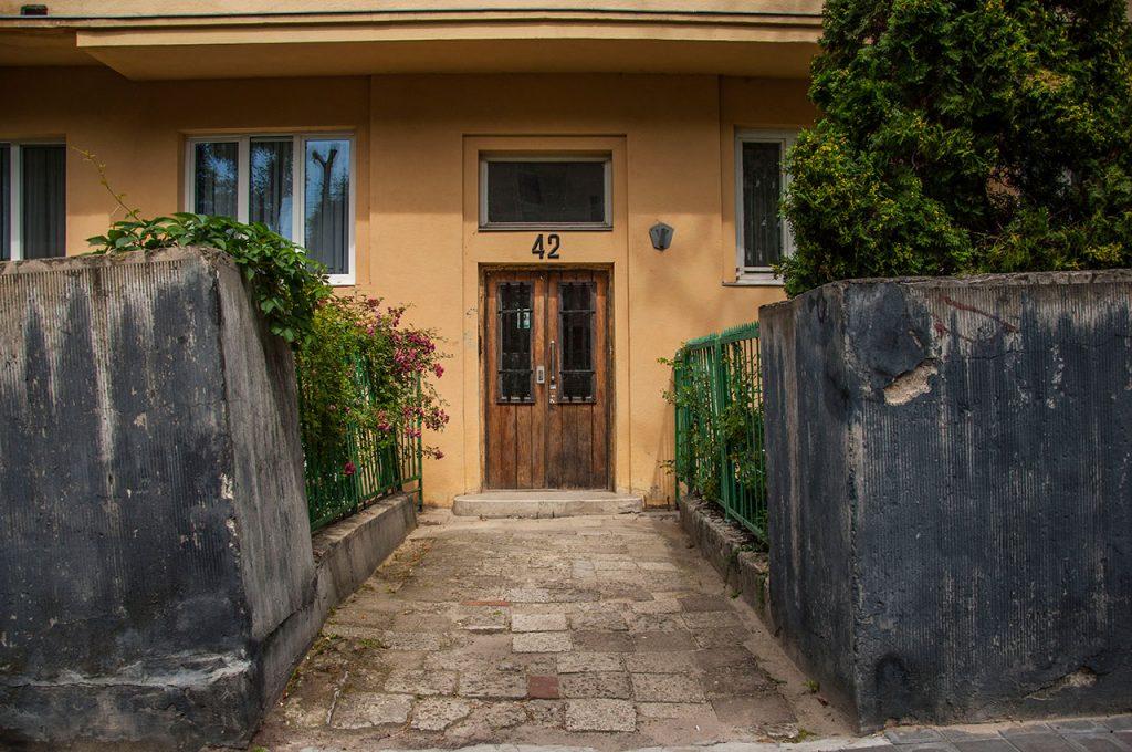 Житловий будинок на вул. Котляревського, 42