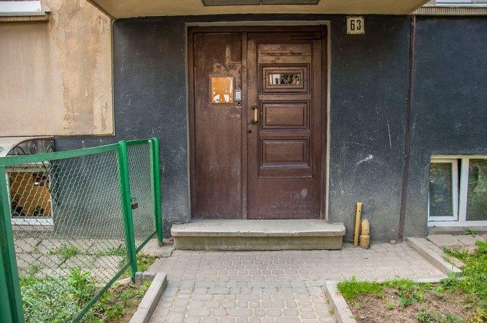 Житловий будинок на вул. Котляревського, 63