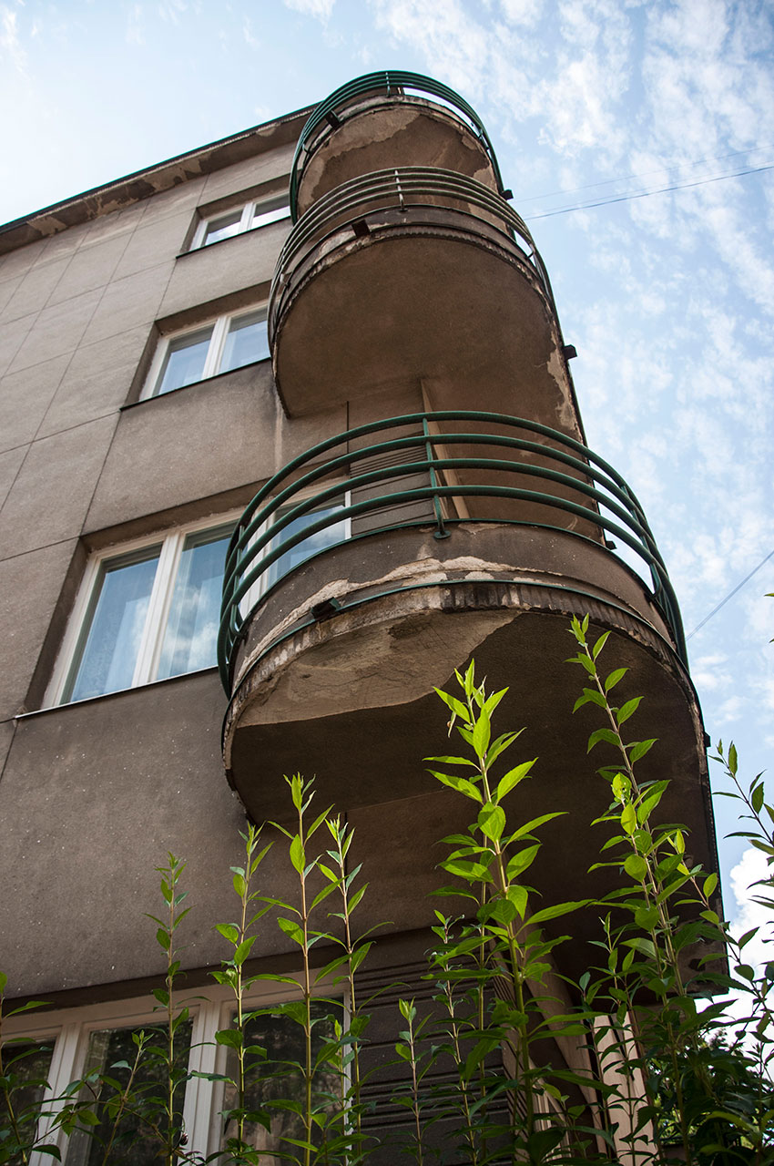 Вулиця Менделєєва
