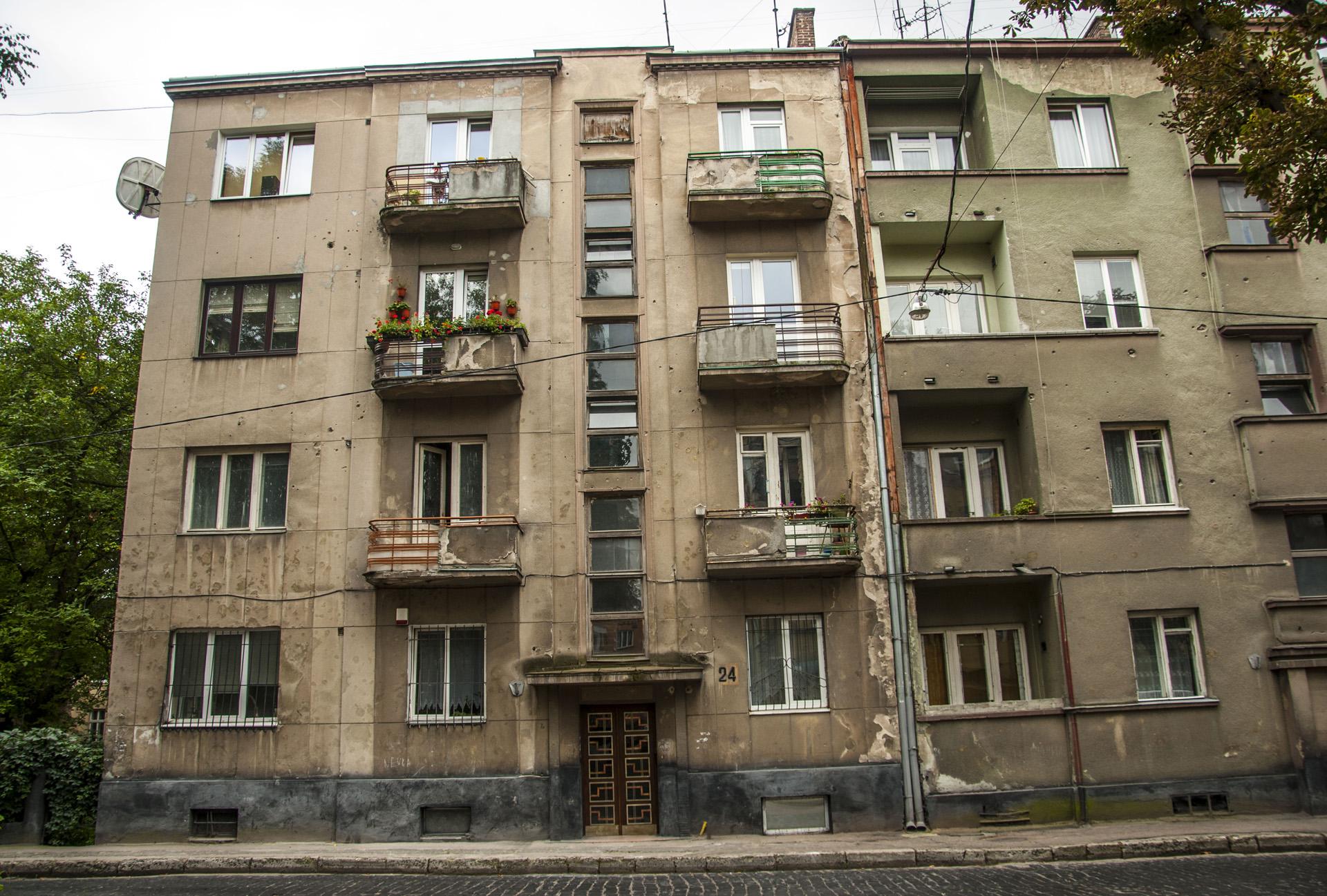 Вулиця Кубійовича