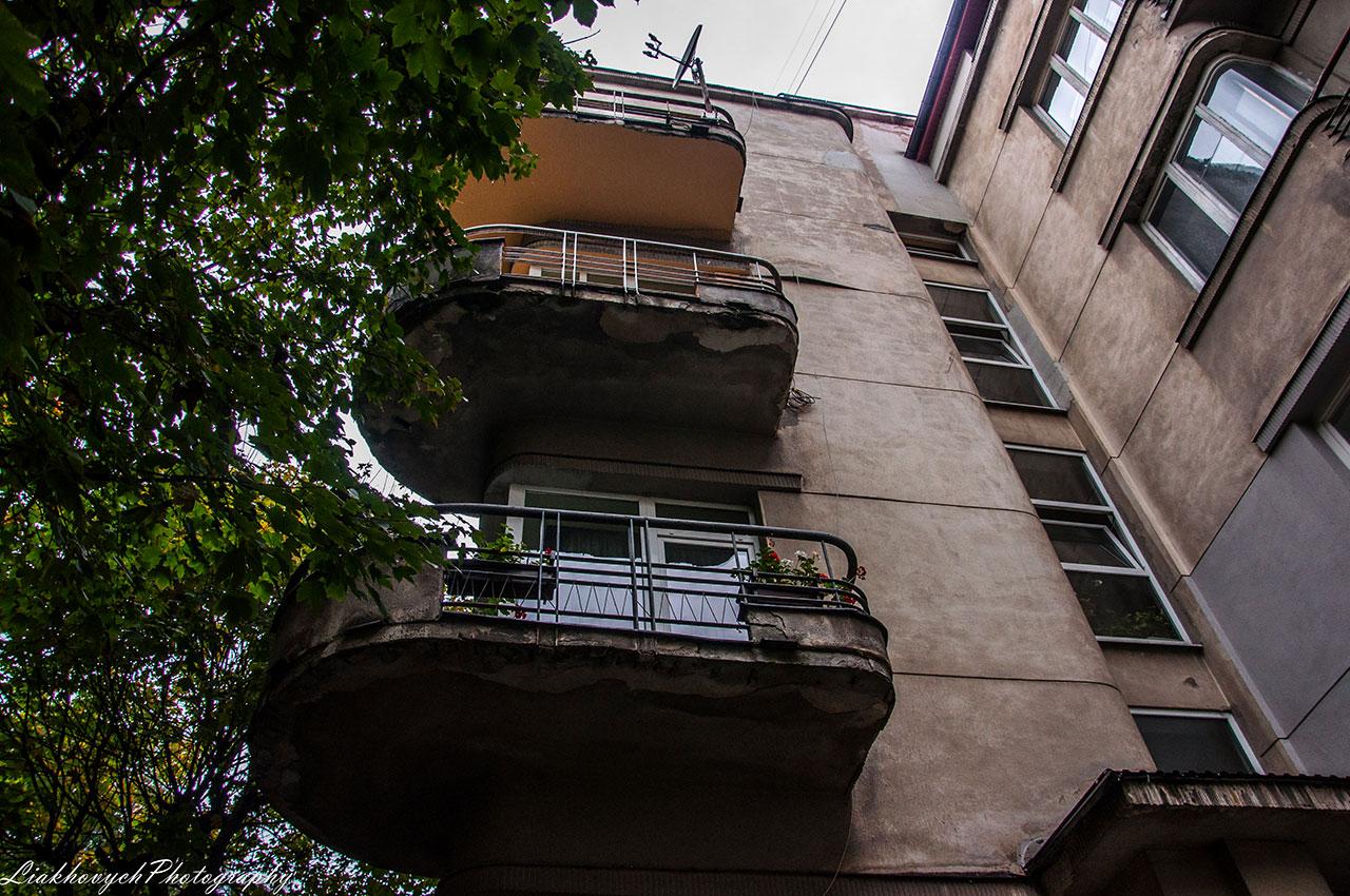 Комплекс житлових будинків на вул. Новий Світ, 14 та 16