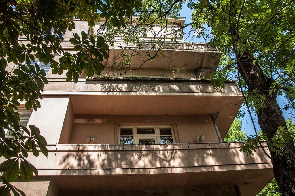 Будинок на вул. Левинського, 14