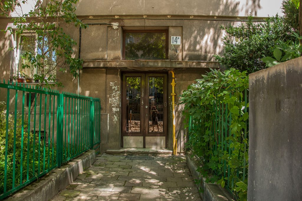 Житловий будинок на вул. Котляревського, 14 а