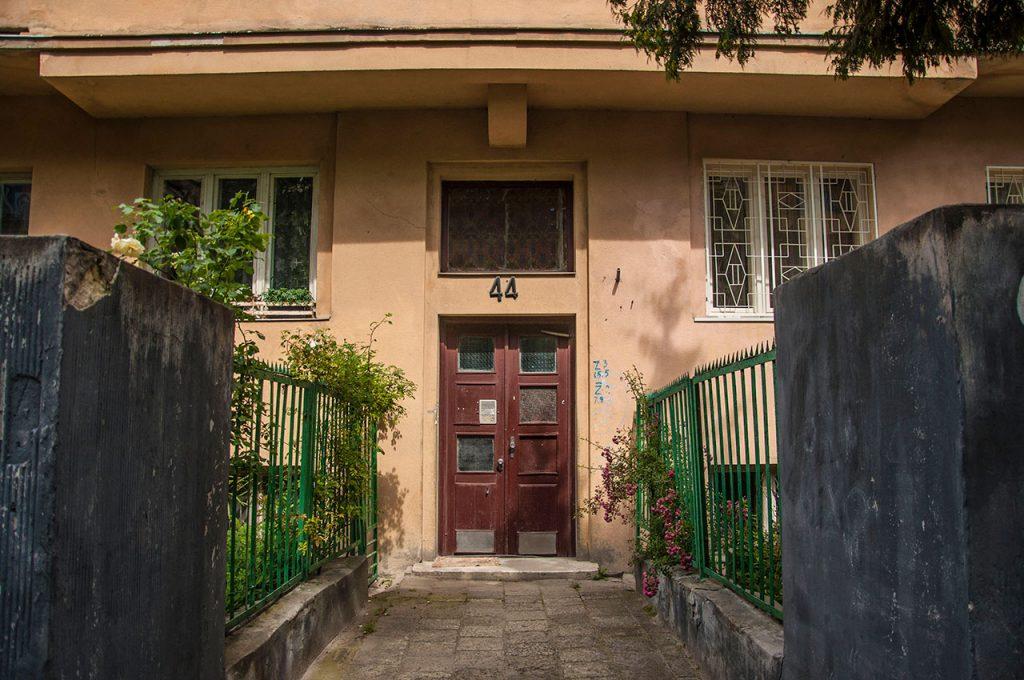 Житловий будинок на вул. Котляревського, 44
