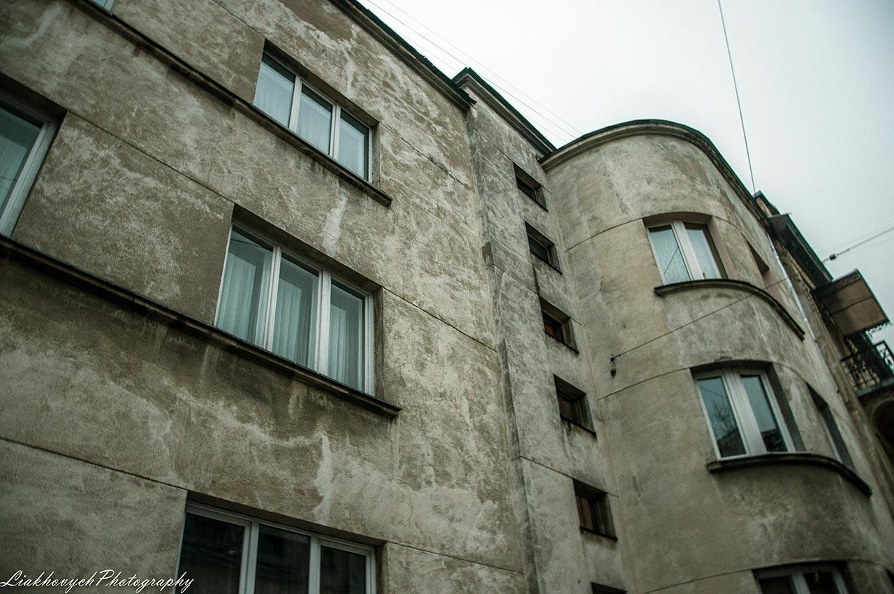 Вулиця Квітки-Основ'яненка