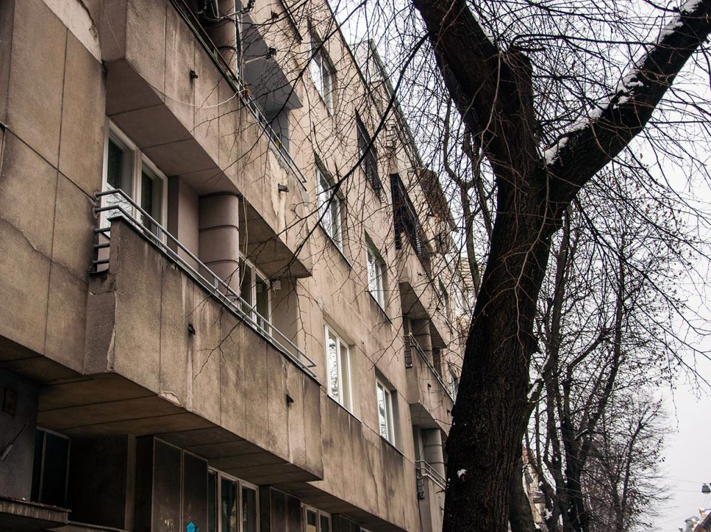 Будинок Каслера на вул. Левицького, 25-25 а
