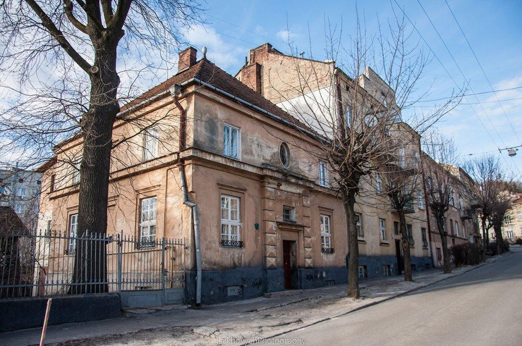 будинки по вул. Рєпіна