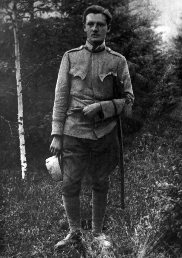 Олександр Пежанський