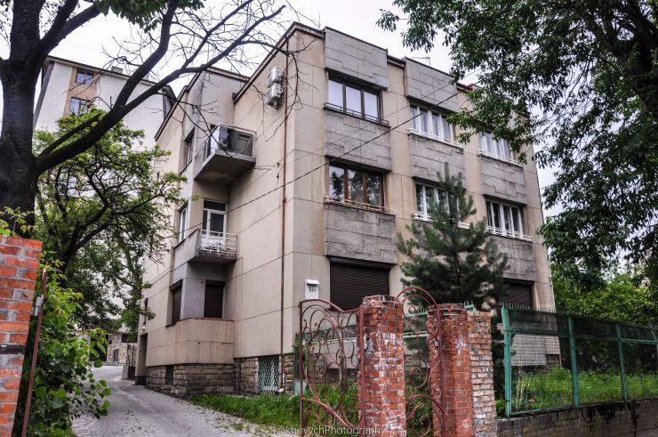 вул. Гіпсова, 36 А