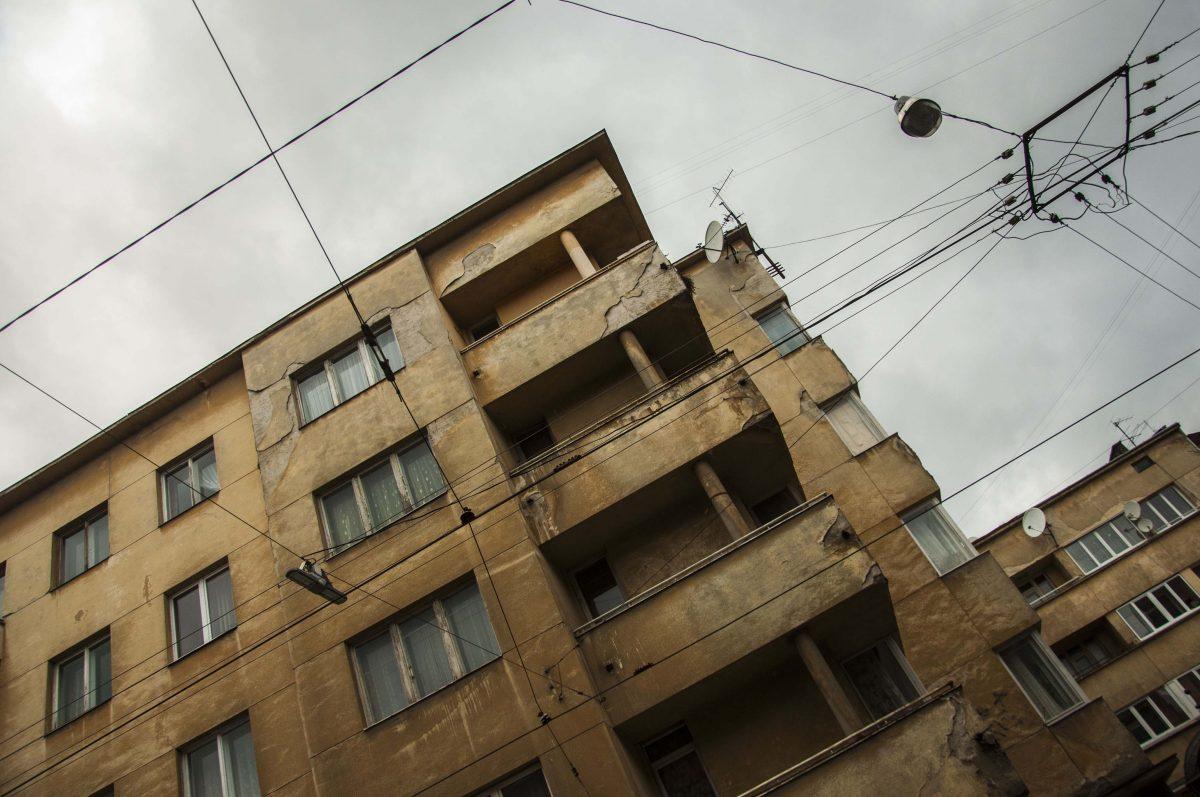 Житловий комплекс на вул. Чупринки 16-18