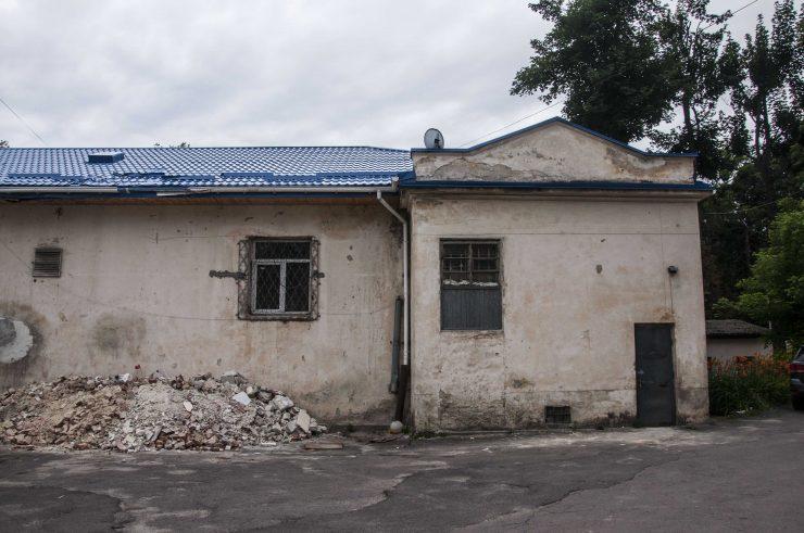 вул. Короленка, 1 А