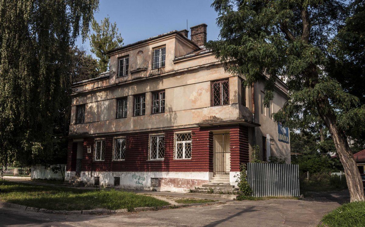 Будинок на Левандівці