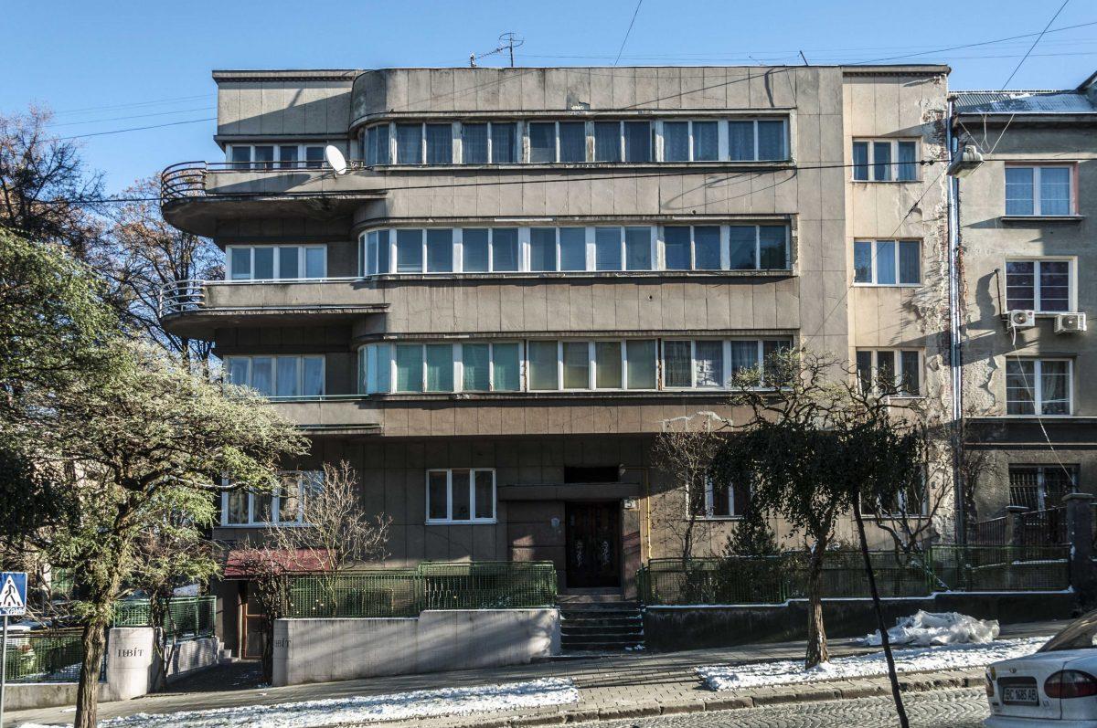 Будинок на вул. Героїв Майдану 5 ц
