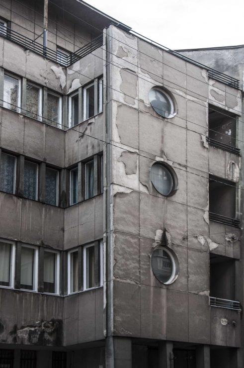 вул. Герцена, 5(фото М. Ляхович)