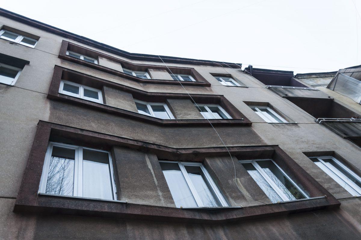 Будинок на вул. Тарнавського, 39
