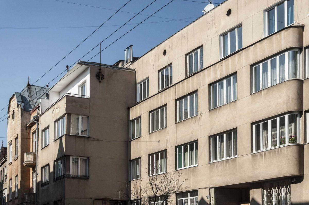 Будинок на вул. Рутковича 7 – 7А