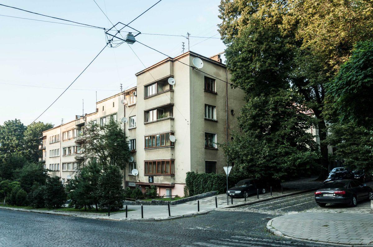 Будинок на вул. Г. Майдану, 5 Б