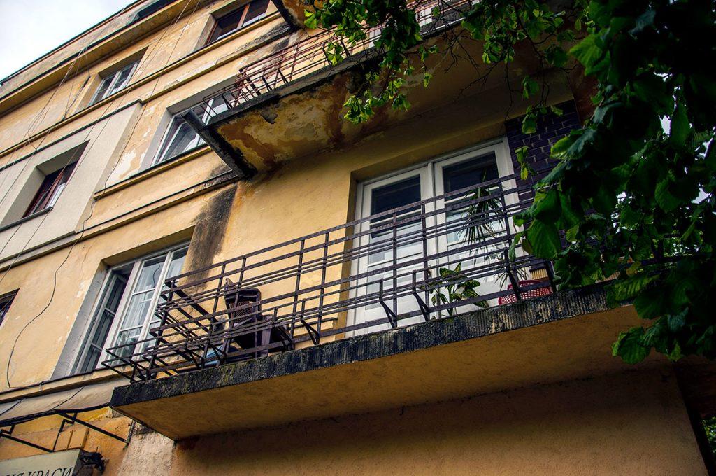 Кв'ятківка, або в нетрі львівського функціоналізму