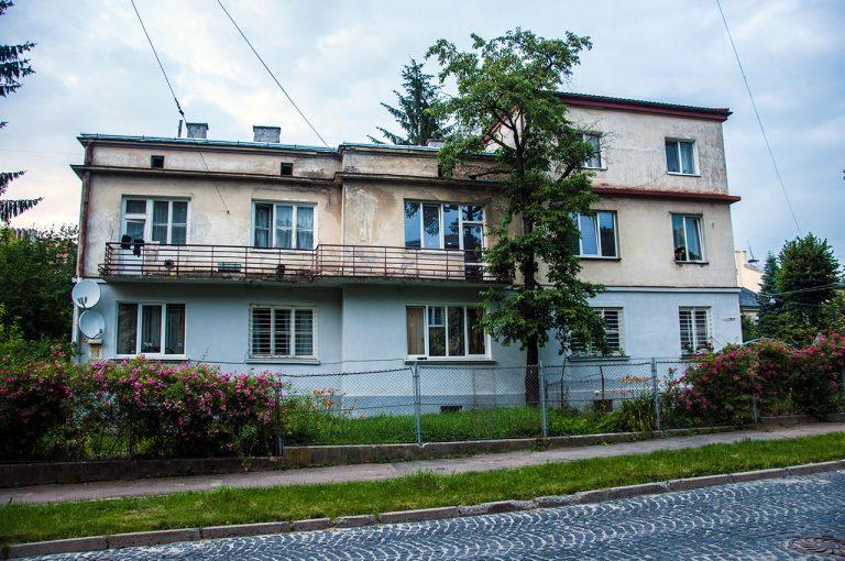 будинок родини Крушельницьких