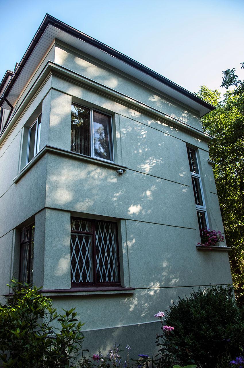 Будинок на вул. Лижв'ярській, 26