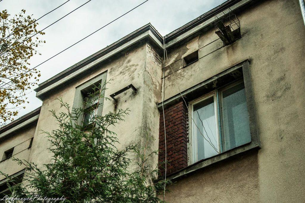 вул. Миколая Чернецького