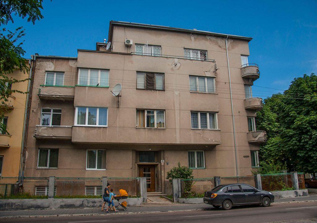 Житловий будинок на вул. Котляревського, 40