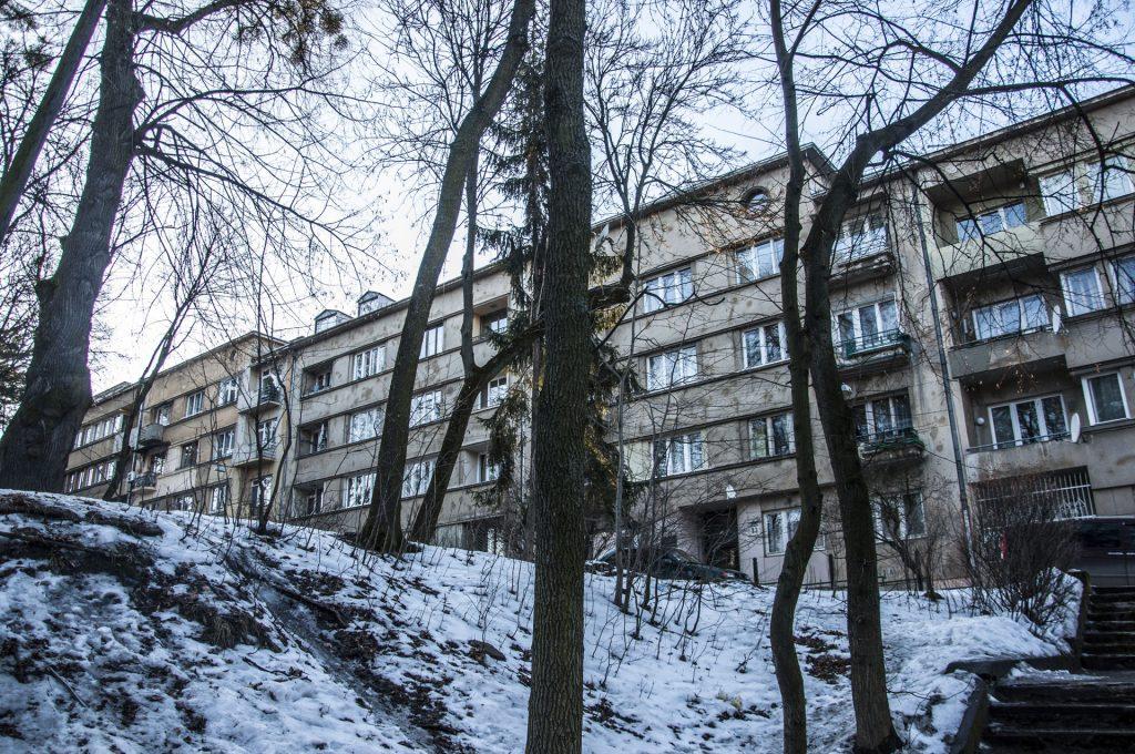 Житловий комплекс на вул. Дорошенка, 47-59