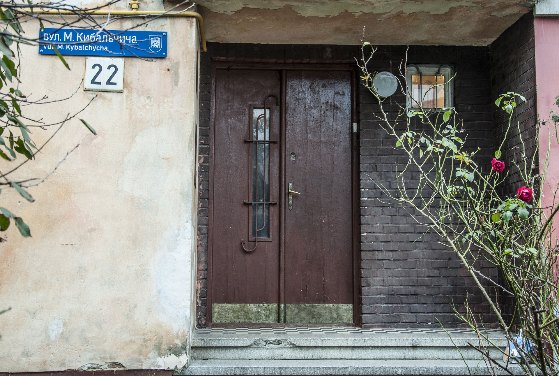будинок по вулиці М. Кибальчича, 22