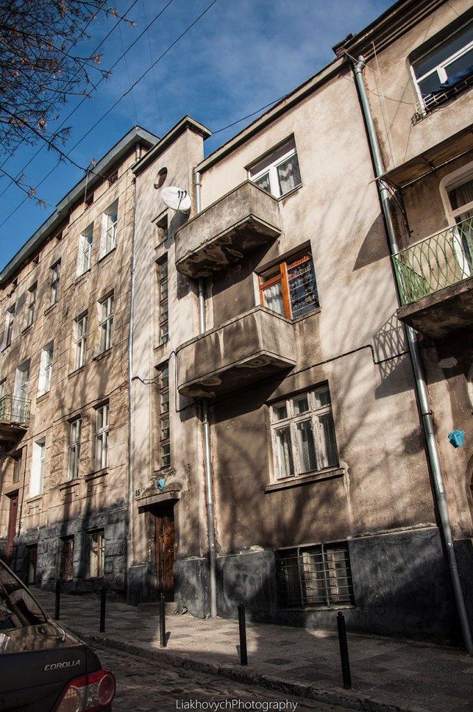 будинки по вул. Харківській