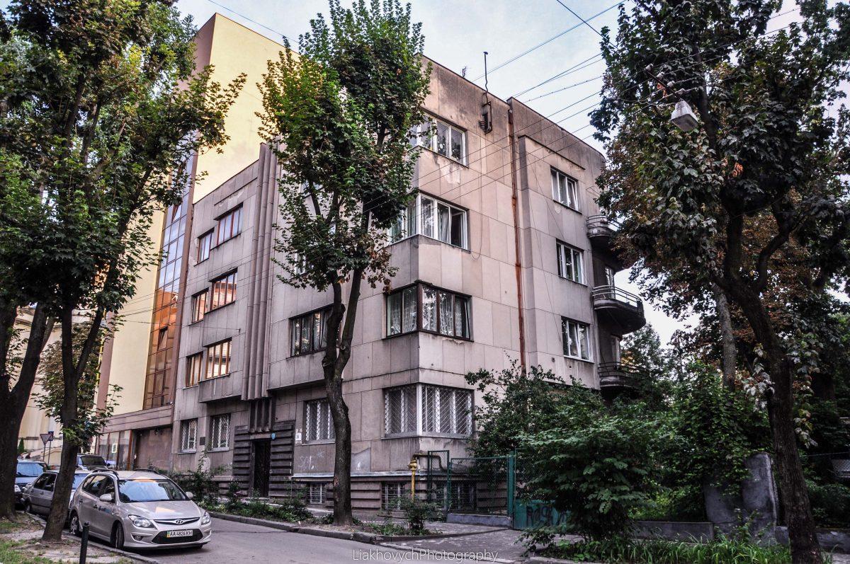 Як радянська влада допомогла зберегти один з найкрасивіших функціоналістичних будинків