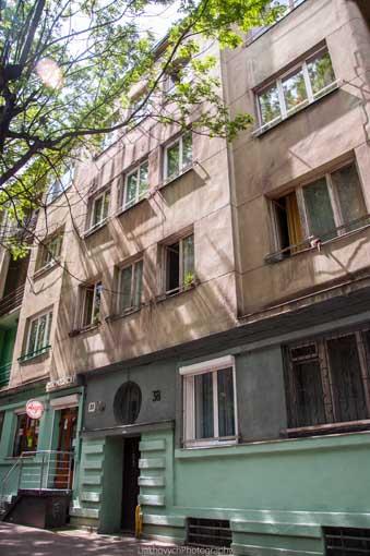 вул. Сахарова