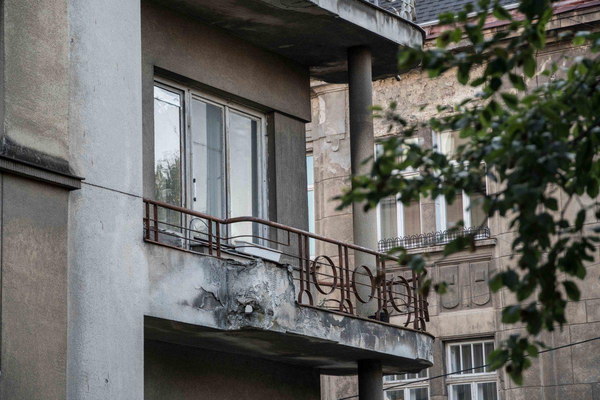 Будинок на вулиці Грабовського, 6 А