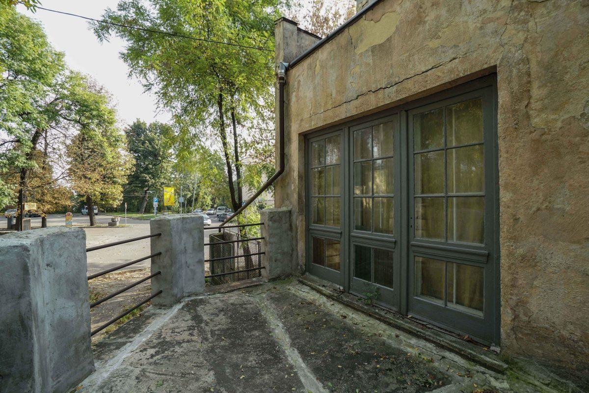Помешкання Ринєвичів: фрагменти інтер'єрів та обривки пам'яті про віллу з зимовим садом
